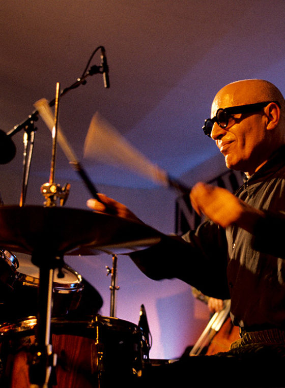 Paul Motian at New Morning Paris